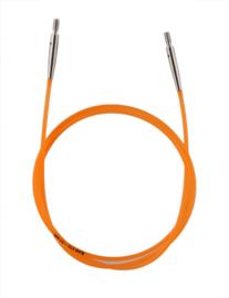 80cm 0ranje Kabel KnitPro