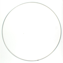 13cm Blank Metalen Ring