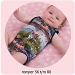 Romper Maat 56t/m80 Annie Do It Yourself Naai Patroon