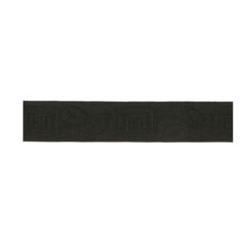 17mm BH-elastiek zwart