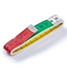 Color Tape Measure 150cm Prym