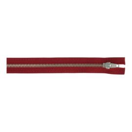 750 65cm M60 Zilveren Deelbare Rits Optilon