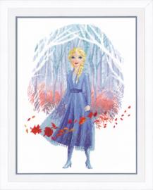 Elsa Aida Frozen 2 Vervaco Telpakket