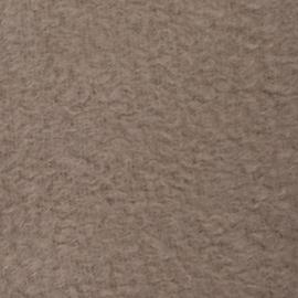 Taupe Fleece deken