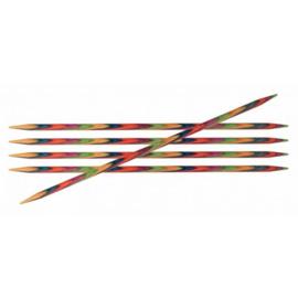 20 cm 4.0 mm Symfonie sokkennaalden KnitPro