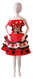 Maggy Minnie Dots Disney Dress Your Doll