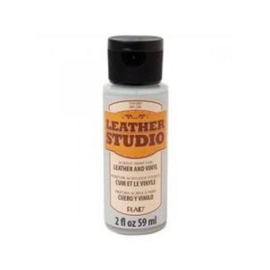 Grijs Leather Studio Paint 59 ml