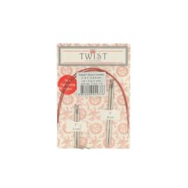 ChiaoGoo Twist Lace Short Combo Pack 2.50mm