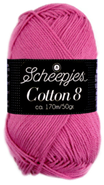 653 Cotton 8 Scheepjes