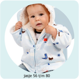 Jasje maat 56 t/m 80 Annie do it yourself naaipatroon