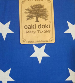 Stars Blue Oaki Doki