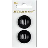 224 Elegant Knopen