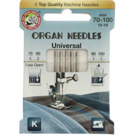 Universeel 70 - 100 Organ