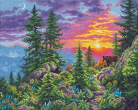 Sunset Maintain Trail Aida telpakket - Dimensions
