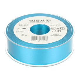 303 25mm Lint Satin Luxe Double face p.m.