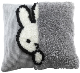 Miffy Peek A Boo Pako Cushion
