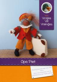 Opa Piet Pakket Vrolijke Vilt Vriendjes