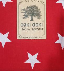 Stars Red Oaki Doki