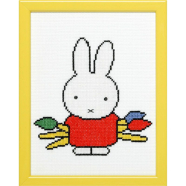 Miffy with Brushes Aida Pako