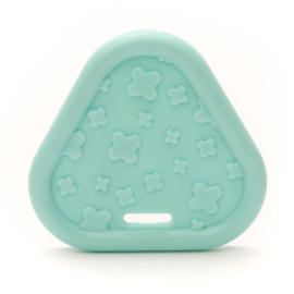 Mint Triangel Bijtring Durable