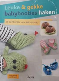 Leuke & Gekke Babysbooties Haken