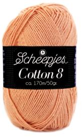 649 Cotton 8 Scheepjes