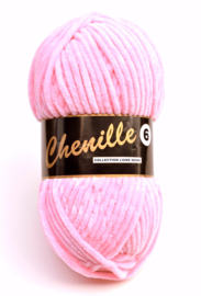 712 Icy Pink Chenille 6 Lammy Yarns