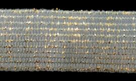 18 30mm Glitter Elastiek