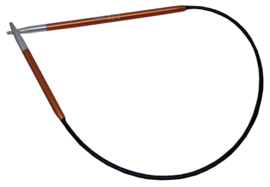 2.75mm, 25cm Zing Rondbreinaald KnitPro