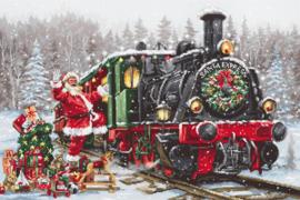 Santa's Express Aida Luca-S Telpakket