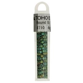710 Toho glaskralen 8-0 4 gram