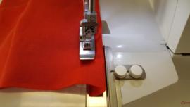 Coverlockvoet Zoomgeleider