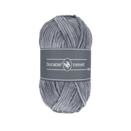 2232 Light Grey Velvet - Durable