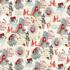 010 Little Red Riding Hood Digital Jersey