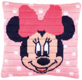 Minnie Mouse Disney Spansteekkussen Vervaco