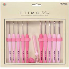 Etimo Rose haaknaalden set 2.00mm t/m 6.00mm - Tulip