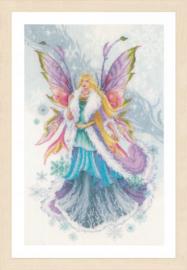Fantasy Winter Elf Fairy Linnen Lanarte Telpakket