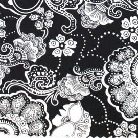 Bloemen Fantasie Tissu de Marie