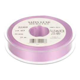 423 16mm Lint Satin Luxe Double face p.m.