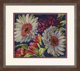 Fabulous Floral Aida telpakket - Dimensions