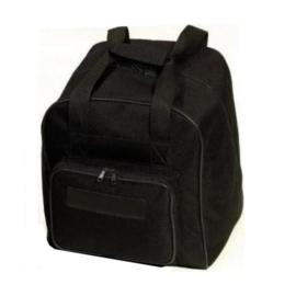 Zwarte Lockmachine Vouwtas