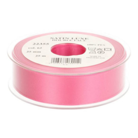 62 25mm Lint Satin Luxe Double face p.m.