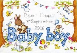 Bunny Love Boy Aida telpakket - Bothy treads