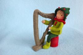 Harpspeler Atelier Pippilotta