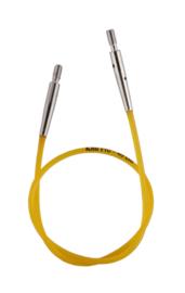 40cm Gele Kabel KnitPro
