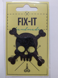 Doodskop Glitter Fix-it Applicatie