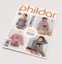 No. 691 Phildar Herfst/Winter 2018-2019