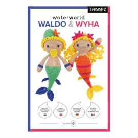 Waterworld Waldo & Wyha Zabbez Haakpakket Vrolijke Waterwereld Vrienden