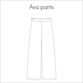 Ava broek voor dames & tieners - Bel'Etoile