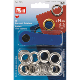 14mm Ringen met Schijven Prym